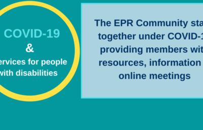 EPR Community and COVID-19